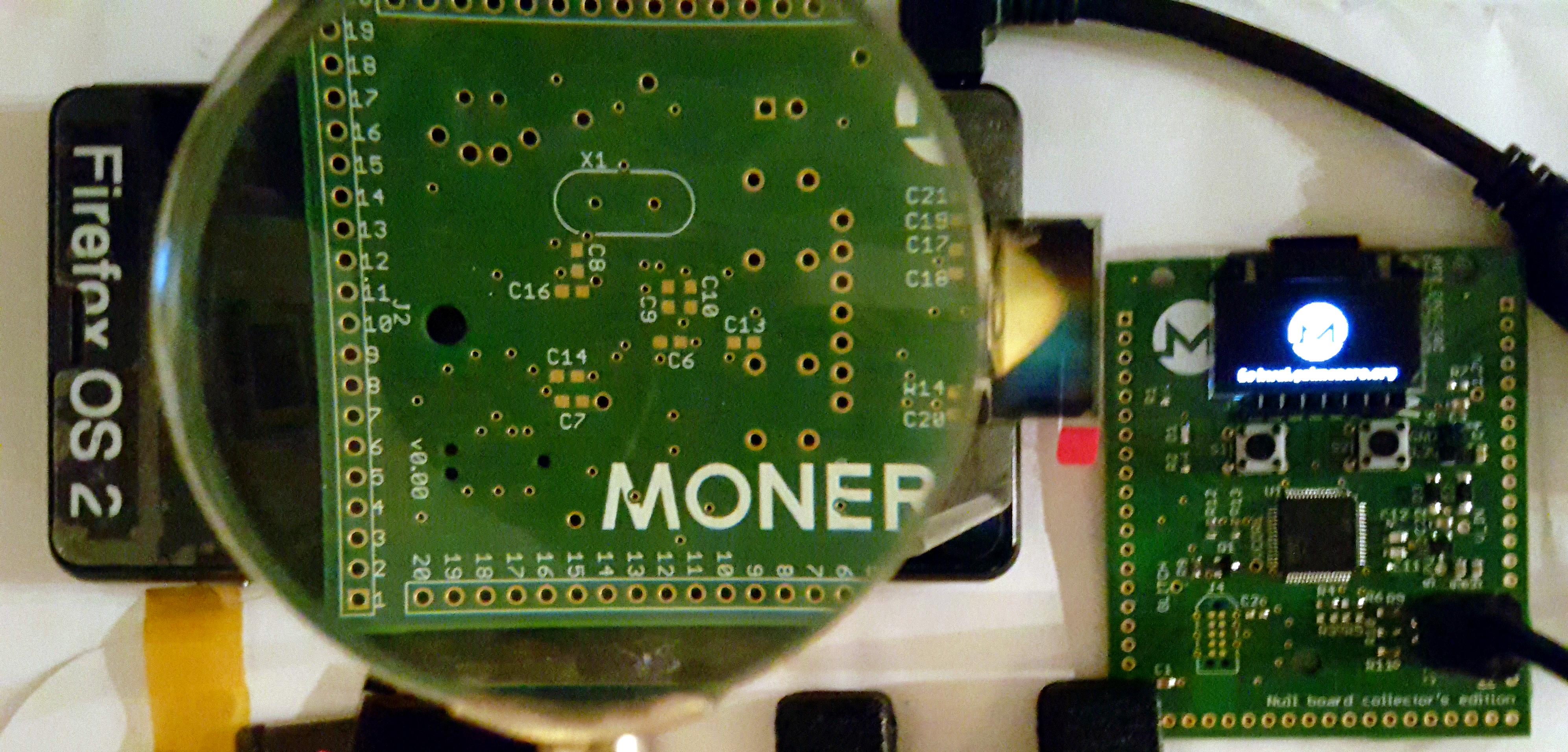 Monero's Hardware Wallet Project is Progressing